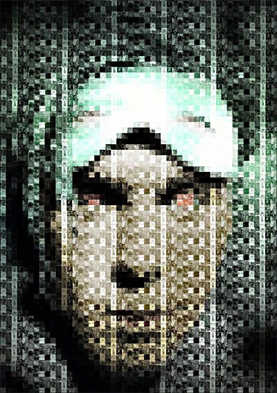 Tutorial Mosaico con carátulas con photoshop final