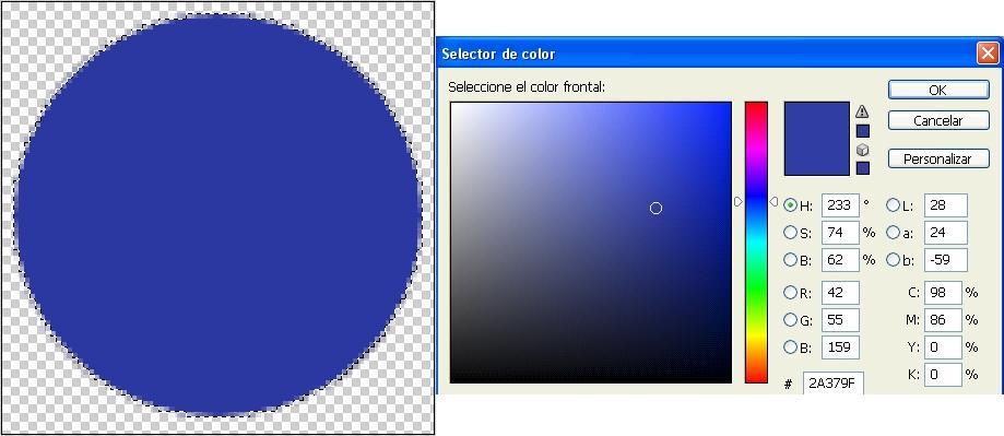 ´tutorial Photoshop Botón de agua 01