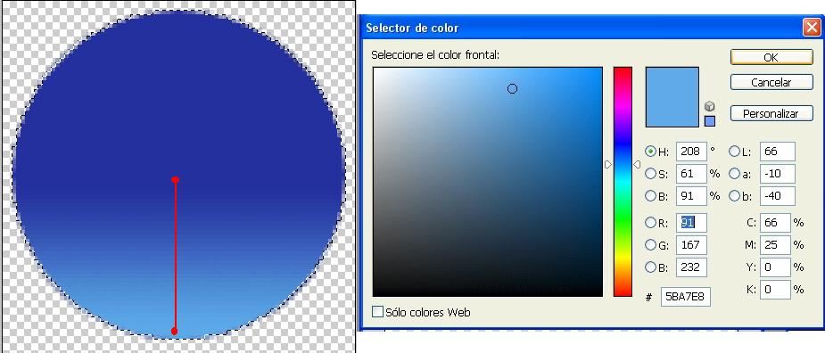 ´tutorial Photoshop Botón de agua 03