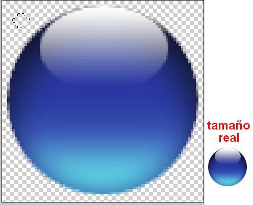 ´tutorial Photoshop Botón de agua 11
