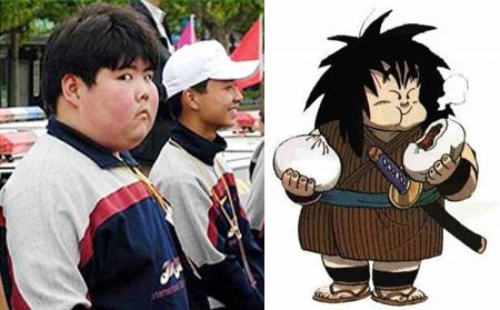 Little Fatty-yajirobe