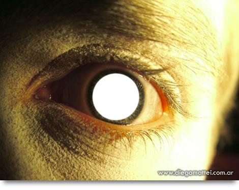 ojo circulo zombie