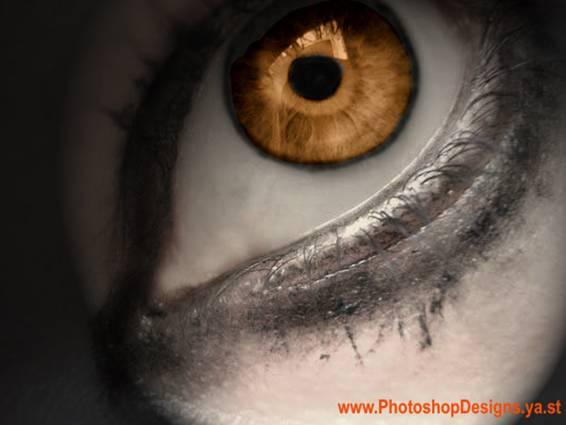 tutorial photoshop ojo maligno 05