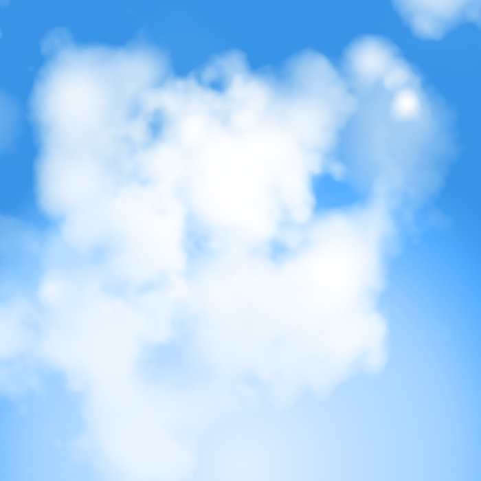 pincel nubes photoshop tutorial