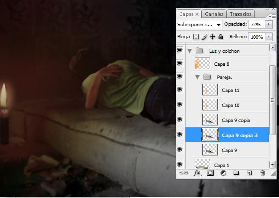 Crear un ambiente t�trico con photoshop 07