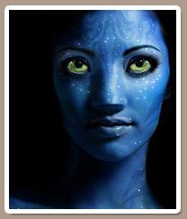 Human Na'vi