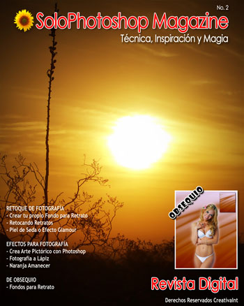 SoloPhotoshop Magazine 2
