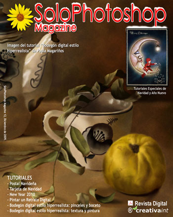 SoloPhotoshop Magazine 12