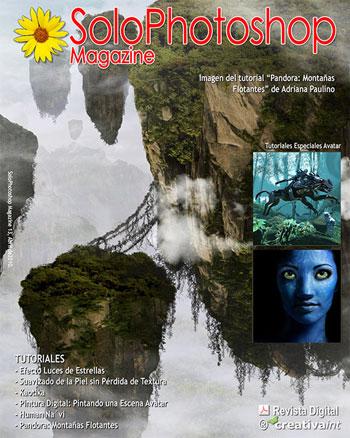 SoloPhotoshop Magazine 13