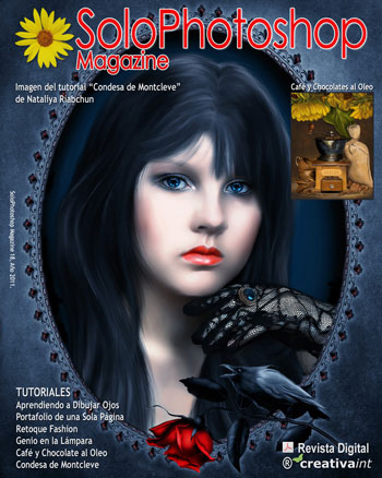 SoloPhotoshop Magazine 18