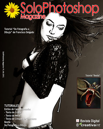 SoloPhotoshop Magazine 19
