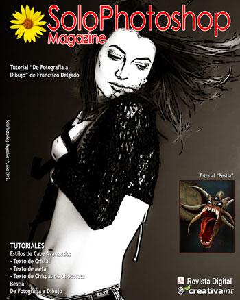 SoloPhotoshop Magazine 19