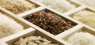 Comparación del valor nutricional entre arroz integral y arroz banco