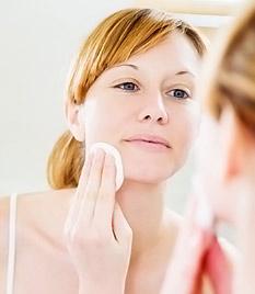 Mascarilla natural tonificante para el rostro