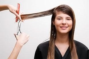 Eliminar la urzuela: puntas abiertas en el cabello