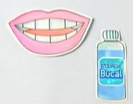 preparacion de enjuage para la boca