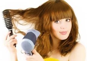 como tratar el cabello reseco