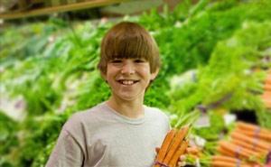 Importancia de la alimentación sana en niños