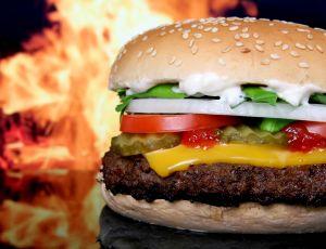 La hamburguesa: baja en nutrientes, rica en grasas y aditivos, y potencialmente peligrosa