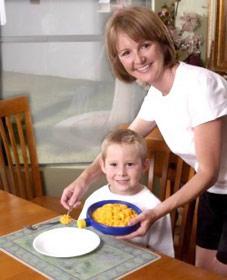 Los Niños y su Alimentación