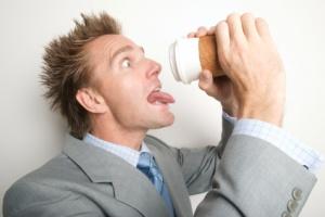Cuidado con el Consumo Excesivo de Cafeína (Café)