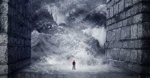 Intense Apocalyptic Photo Manipulation with Photoshop | Tutorial Valley