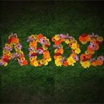 Flower Text Effect in Photoshop