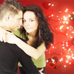 Romantic Dating Agency Layout in Photoshop