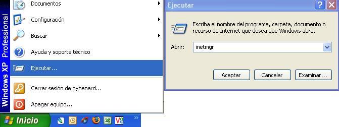 forma ejecutar programa: