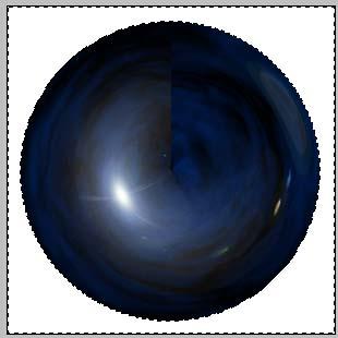Diseñar una Bola de Cristal con Photoshop 05