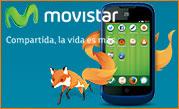 Movistar trae el S.O. Firefox a España