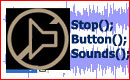 Botón de sonido Stop y Play en Adobe Flash