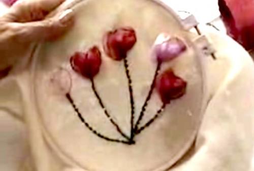 manualidades-bordado-de-flores