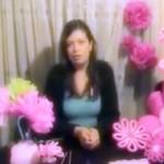 areglo floral con papel crepe