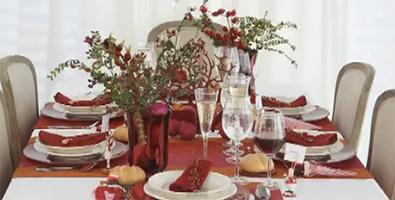 decorar mesas