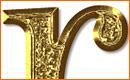 Texto con Efecto de Oro