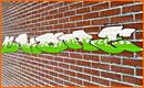Crea un Graffiti en una Pared