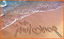 Como Crear Letras en la Arena de la Playa