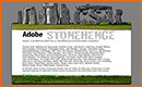 Nuevo Photoshop CS4 Stonehenge