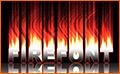 Letras con Efecto de Fuego