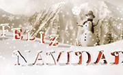 Imagen para Perfil de Facebook con Motivos de Navidad
