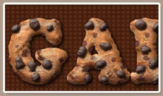 Texto de Galletas con Chispas de Chocolate