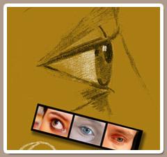 Aprendiendo a Dibujar Ojos