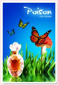 Publicidad para Perfume