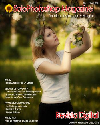 SoloPhotoshop Magazine 1