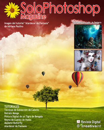 SoloPhotoshop Magazine 14